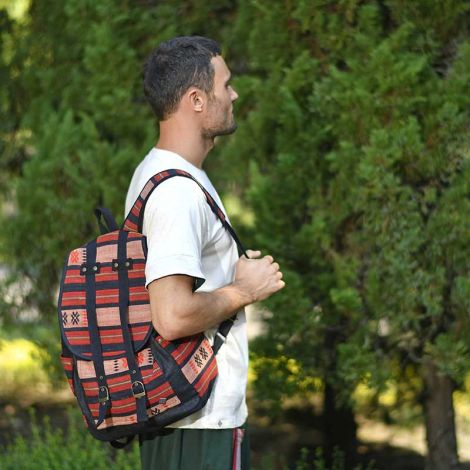 Hemp Backpack Südwind