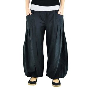 Harem Pants Yogazeit black